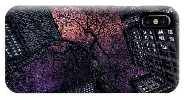 Travel iPhone Case - Interstelar by Jackson Carvalho