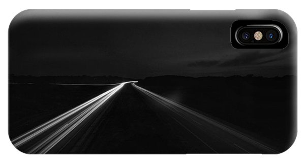 Into The Night IPhone Case