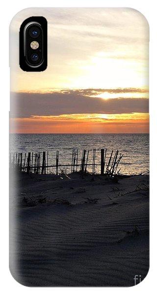 Into The Sun - Shizuoka IPhone Case