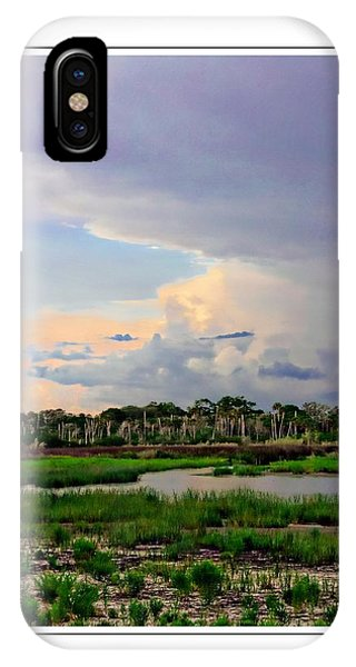 Intracoastal Colours IPhone Case