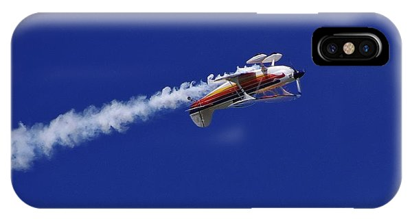 Inverted Bi Wing IPhone Case