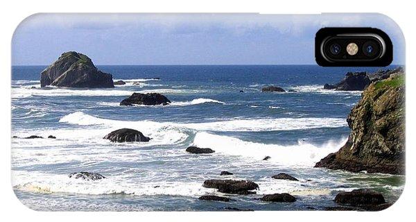 Invigorating Sea Air IPhone Case