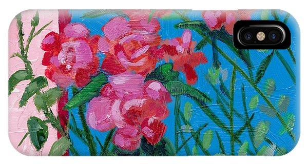 Ioannina Garden IPhone Case