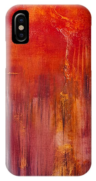 Wiese iPhone Case - Ion Storm by Kathryn WIESE