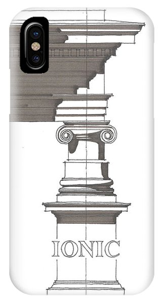 Ionic Order IPhone Case