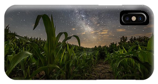 Iowa Corn IPhone Case