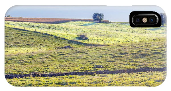 Iowa Farm Land #1 IPhone Case