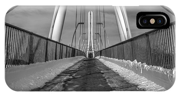 Ipfw Bridge IPhone Case