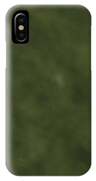 iPhone Green Olive Drab IPhone Case