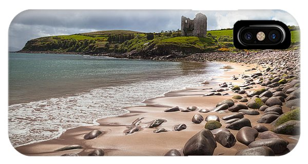 Ireland - Castle Minard IPhone Case