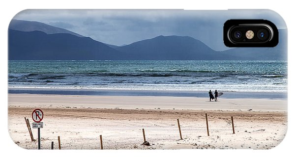 Ireland - Inch Beach IPhone Case