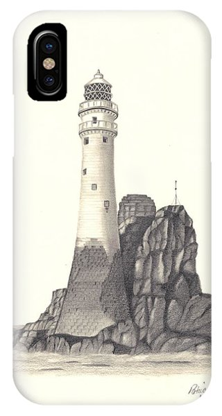 Ireland Lighthouse IPhone Case