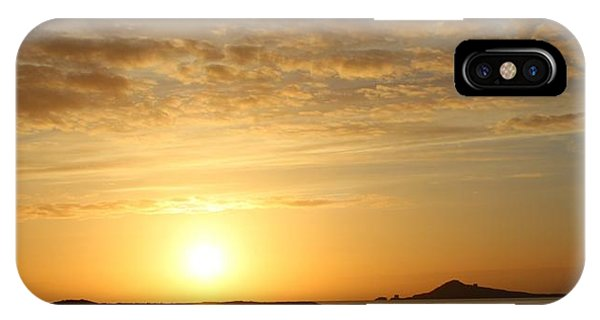 Irelands Eye At Dawn IPhone Case