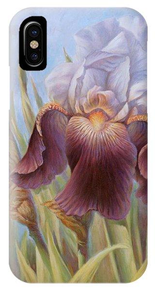Iris 1 IPhone Case
