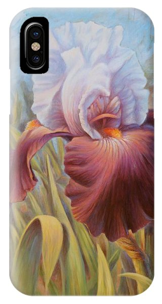 Iris 2 IPhone Case