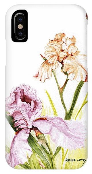 Iris Duo IPhone Case