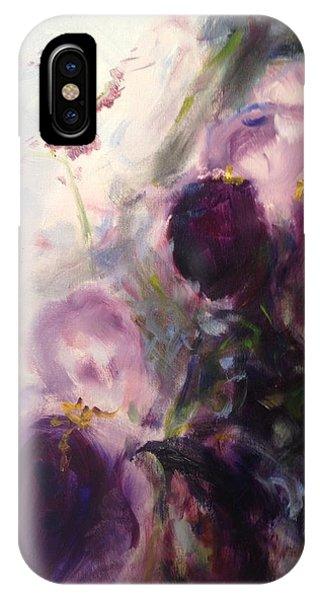 Iris Fog IPhone Case