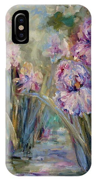 Iris Garden IPhone Case