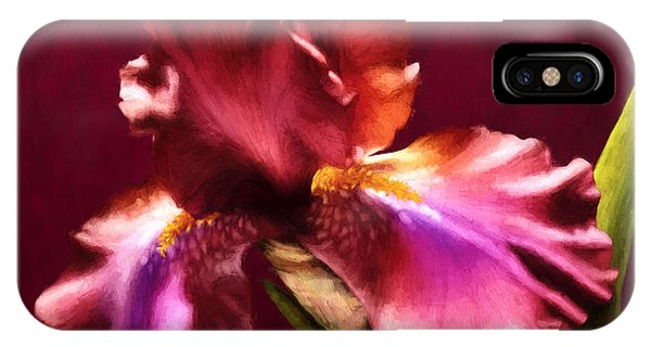 Iris I IPhone Case