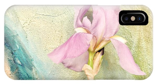 Iris Pastel IPhone Case