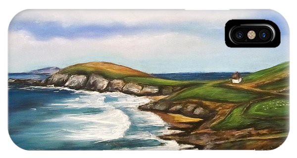 Dingle Peninsula Irish Coastline IPhone Case