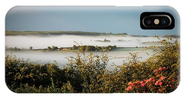 Irish Mist Over Lissycasey IPhone Case