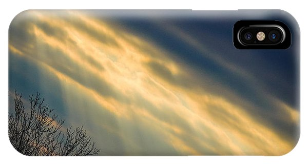 Irish Sunbeams IPhone Case