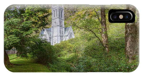 Irland - Wonderful Connemara IPhone Case