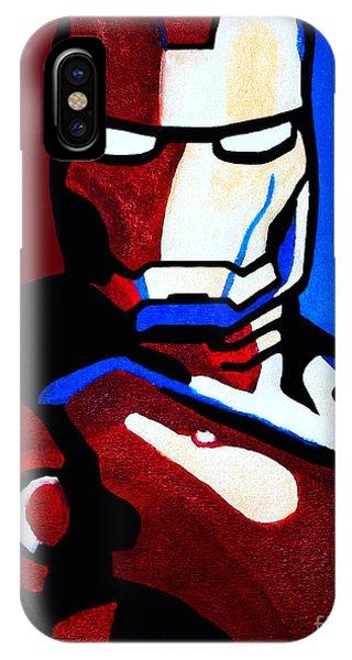 Iron Man 2 IPhone Case