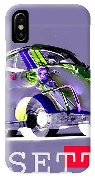 Isetta IPhone Case