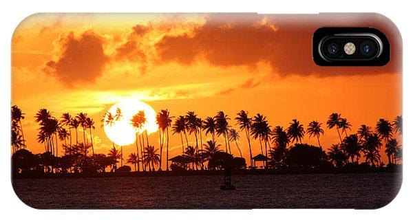 Isla De Leprosos IPhone Case