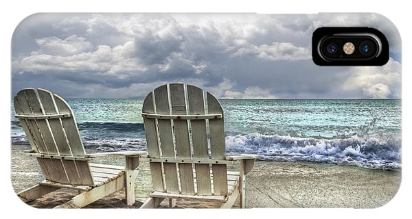 Island Attitude IPhone Case