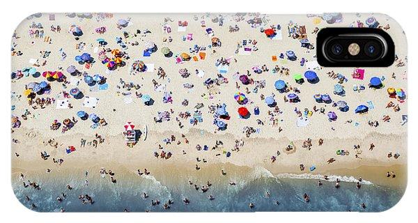 Island Beach State Park IPhone Case