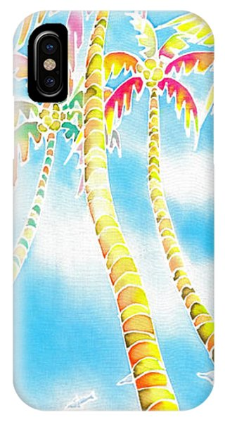 Island Breeze IPhone Case