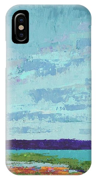 Island Estuary IPhone Case