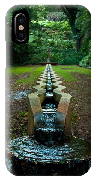 Island Fountain IPhone Case