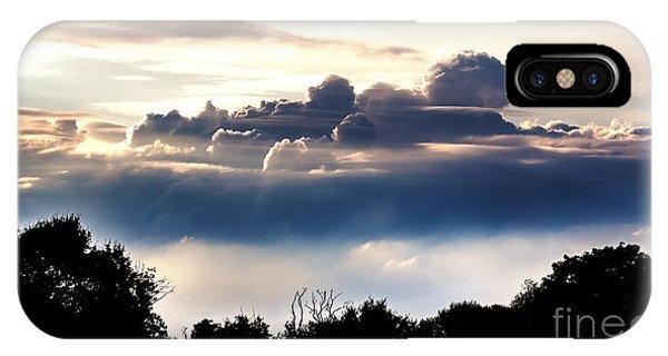 Island Of Clouds IPhone Case