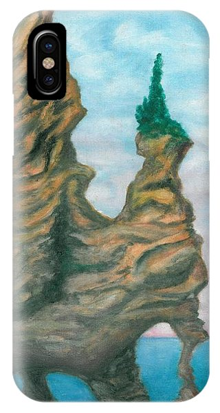 Island Right IPhone Case