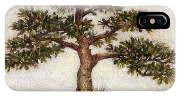Island Tree IPhone Case
