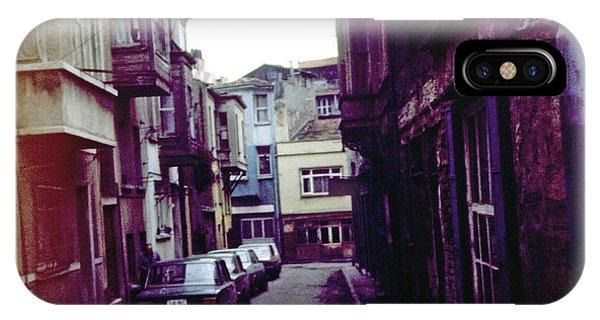Istanbul Corridor Phone Case by Scott Shaw