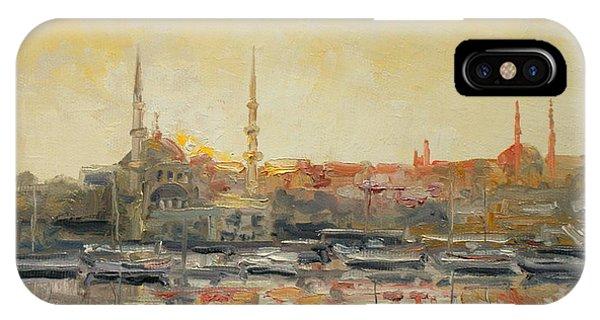 Istanbul- Hagia Sophia IPhone Case
