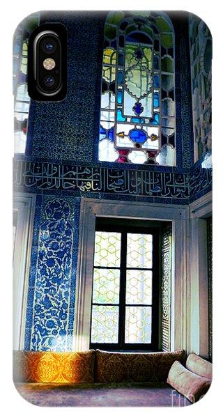 Istanbul - Topkapi Palace IPhone Case
