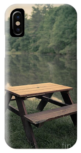 New Hampshire iPhone Case - It Came From The Lake by Edward Fielding