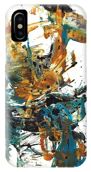 It Went This Way 136.090710 IPhone Case