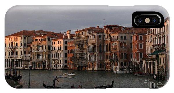 Italian Evening IPhone Case
