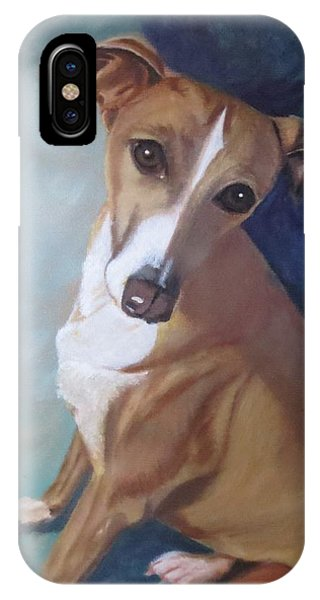 Italian Greyhound IPhone Case