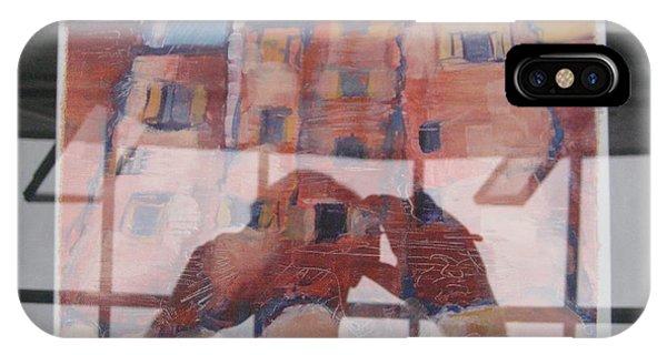 Italian Painting Reflection IPhone Case