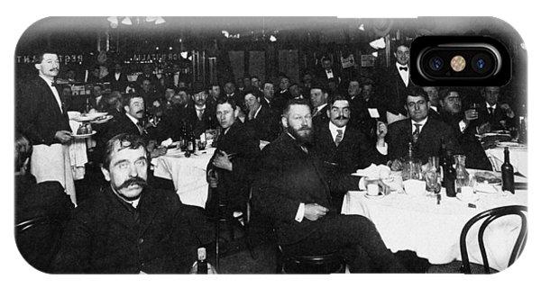 Italian Restaurant, 1909 IPhone Case