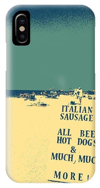 Italian Sausage IPhone Case