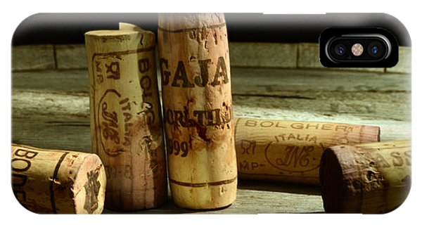 Italian Wine Corks IPhone Case